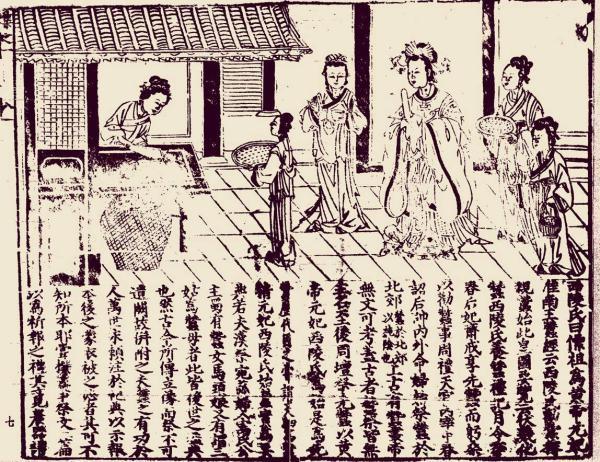 """""""女丈夫"""",曾经挑战了父权制度的中国古代棉纺织业"""