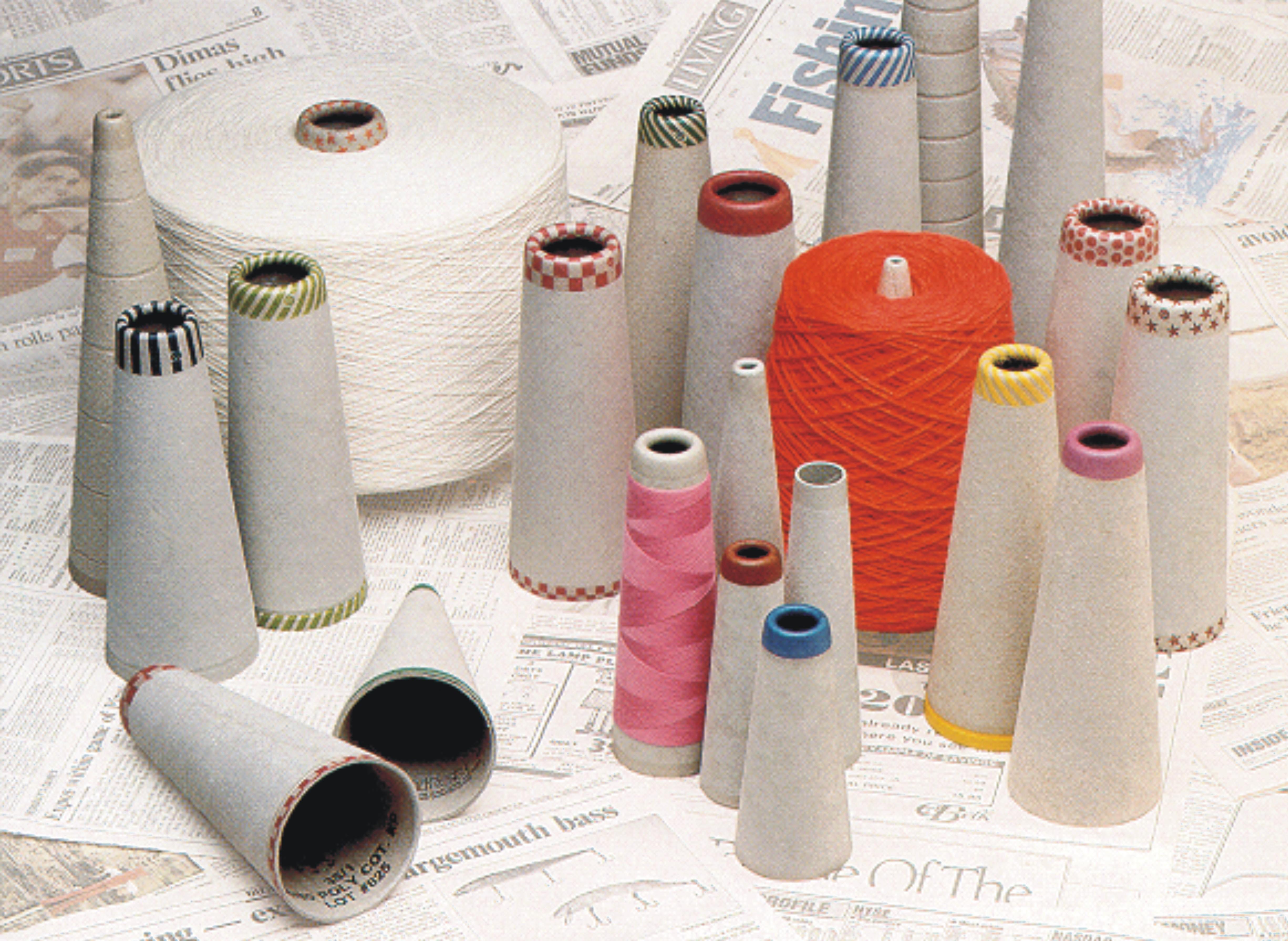 纺纱专用纸管