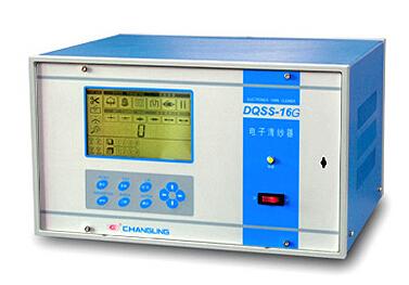 DQSS-16G电子清纱器