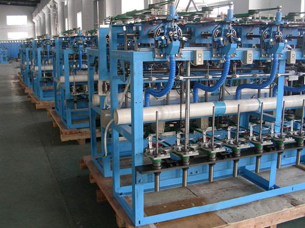 雪尼尔纺纱机