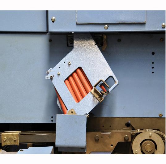 SLJL506型细纱自动落纱系统3