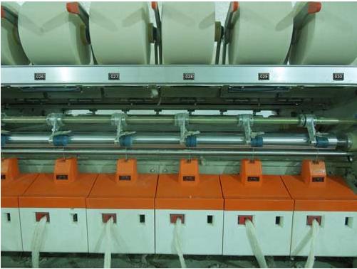 自排风式转杯纺纱机G9502型
