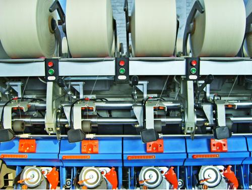 抽气式转杯纺纱机G9510型