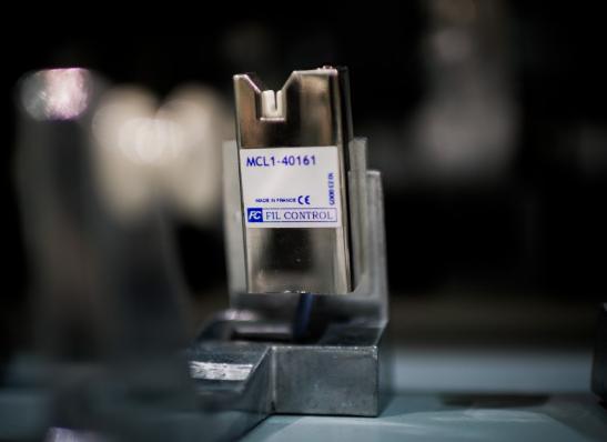 纱电容式传感器