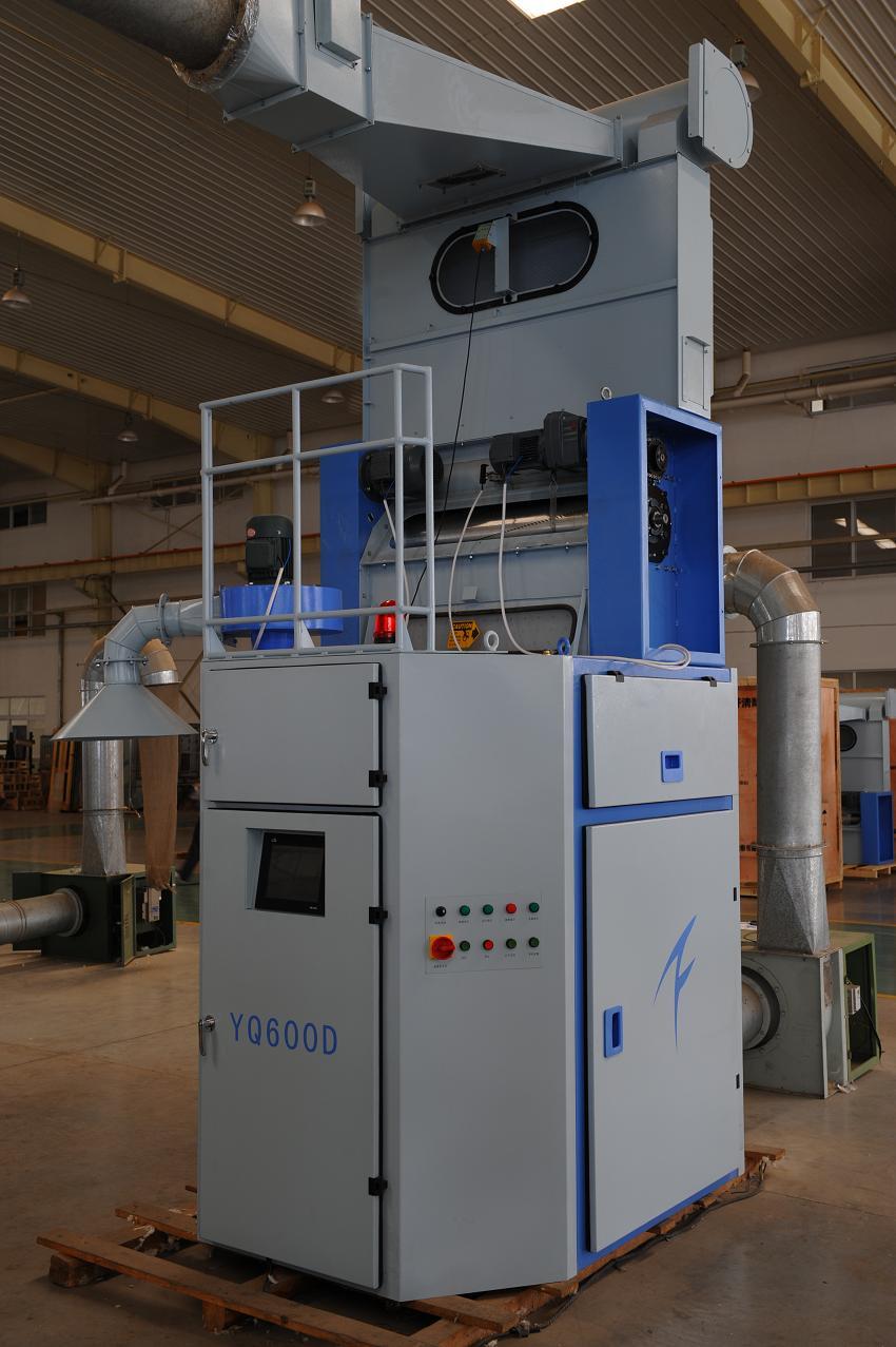 YQ600D型异纤清除机