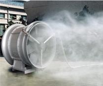 PWF40/45-12型喷雾轴流通风机