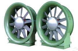 SZ型省能型轴流通风机