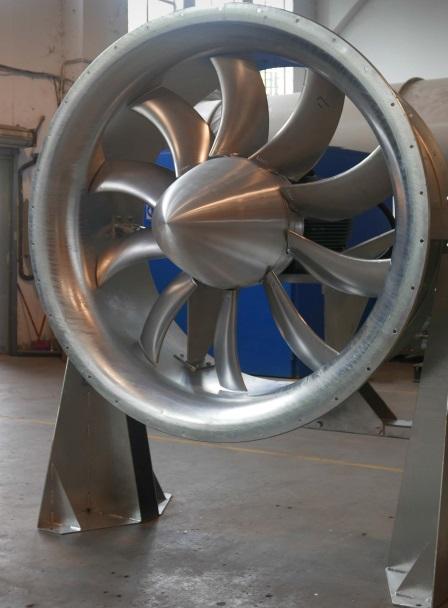 轴流风机B610