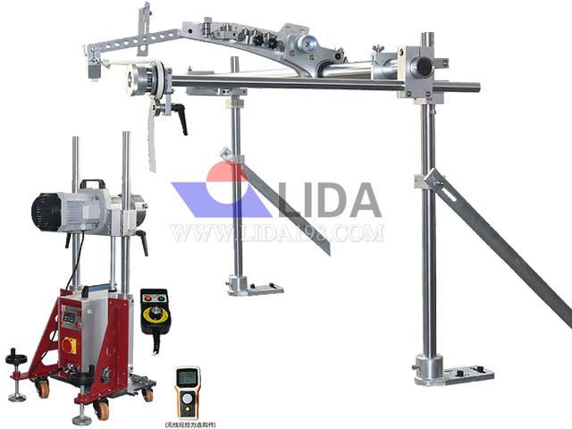 FAS-1000 型金属针布包覆机