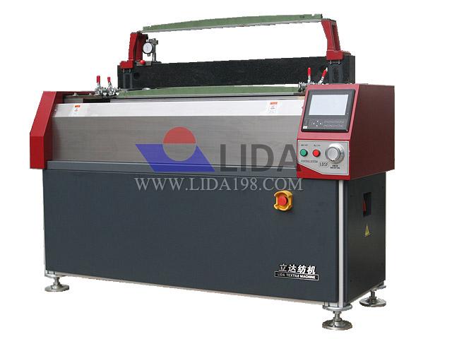 FJS-1000U 型数控盖板针布磨砺机