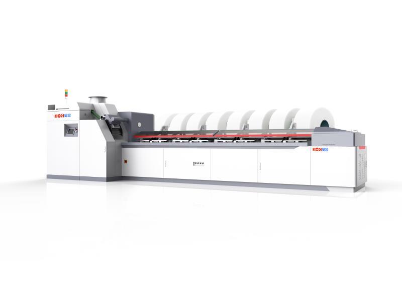 HC601型精梳机