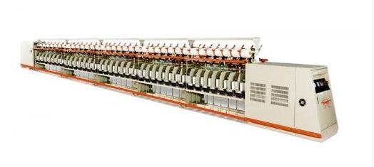 WH-398C短纖倍捻機
