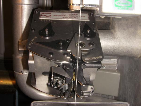 698Q型空气捻接器