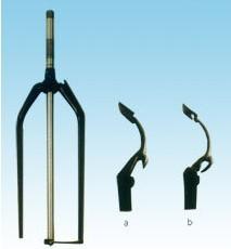 全封闭式悬锭翼粗纱 是使用最广泛的锭翼。