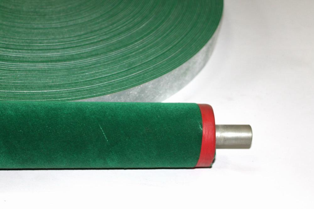 DF-30G绿绒布(辊包布)