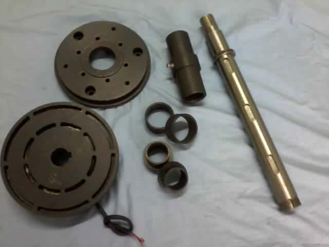DLM-180H型换向离合器
