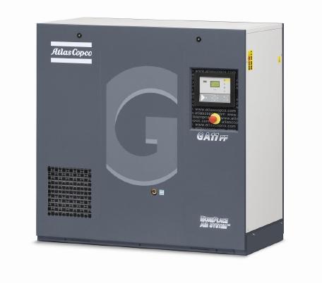 喷油旋转式螺杆压缩机GA 5-11/GA 5-15 VSD