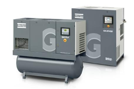 喷油螺杆压缩机GA 11+-30/GA 15-30 VSD