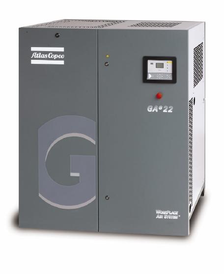 喷油螺杆压缩机GAe11-30 / GAe 18-30 VSD