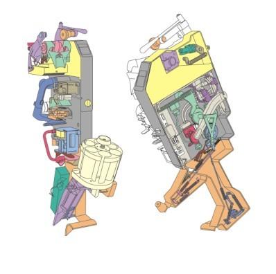提供国产进口络筒机器村田21C配件