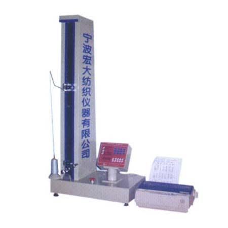 HD021型电子单纱强力机