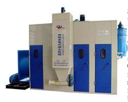 CDFU018双吸多笼式除尘机组