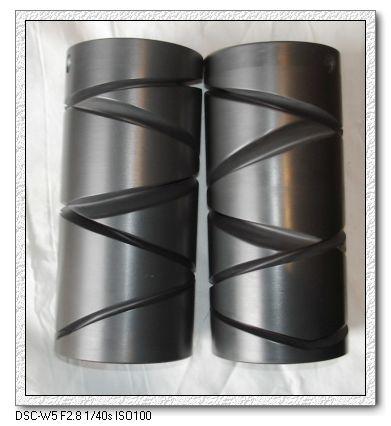 硬质铝合金槽筒