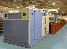 JWF1612半自动转杯纺纱机