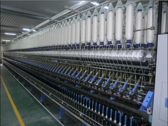 竹节纱装置