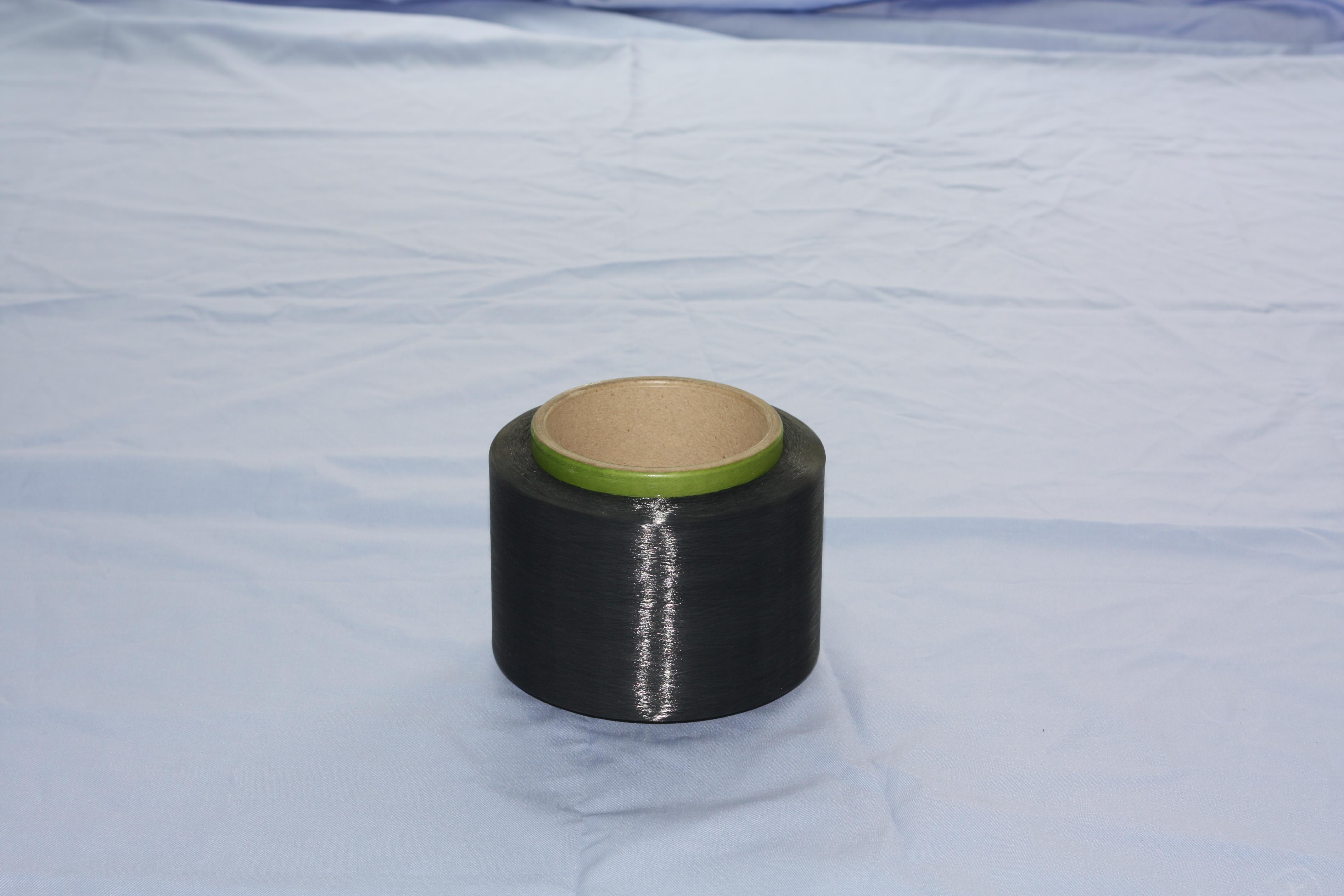 黑色碳纖維導電長絲 20D/3F