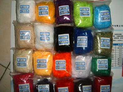 熔体直纺大化涤纶短纤