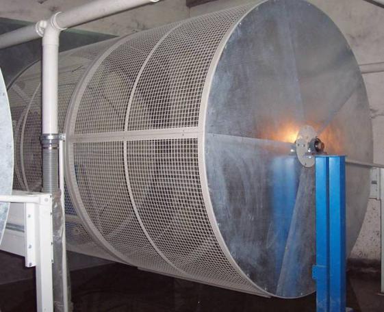 旋转式空气过滤器(转笼)