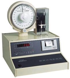 YG362A型纤维卷曲弹性仪