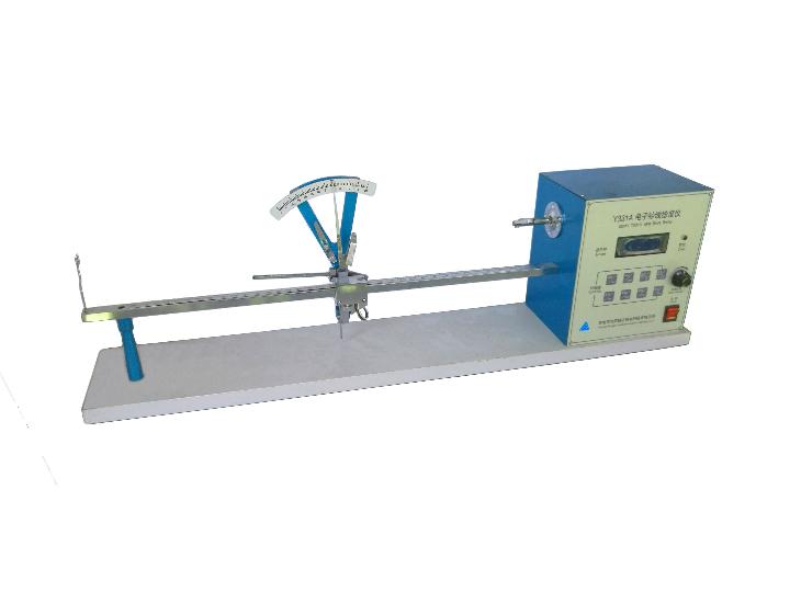 Y331A型电子式纱线捻度仪
