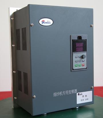 泰川细纱机变频器替代原装伦茨变频器 22KW