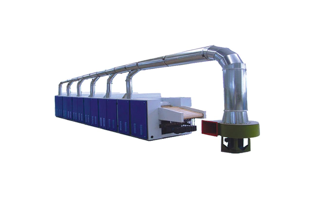 CDFU2000型多功能回丝开松机